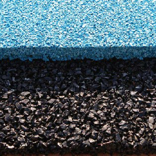 Outdoor Rubber Surfaces
