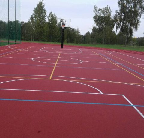 Sporto aiksteles